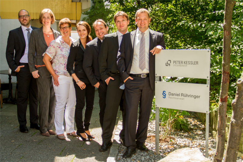 steuerberater kessler team
